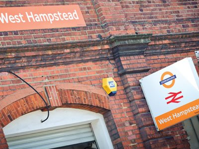 West Hampstead (Overground) station