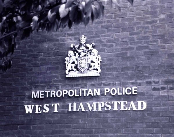 West Hampstead Police Station