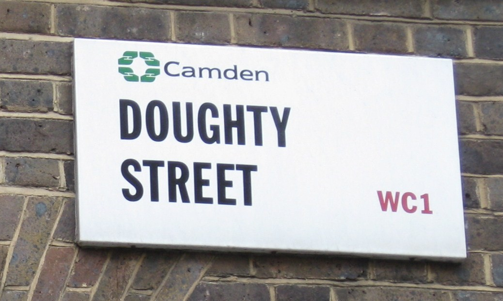 Doughty Street, WC1N