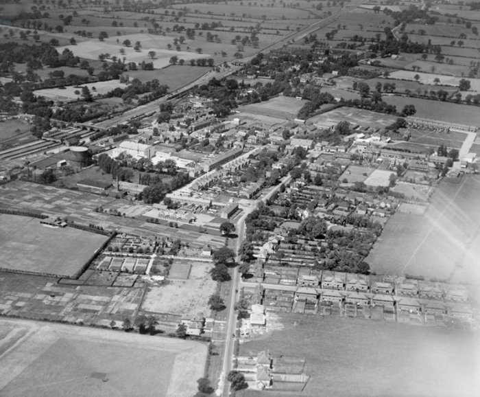 View of Borehamwood (1928)