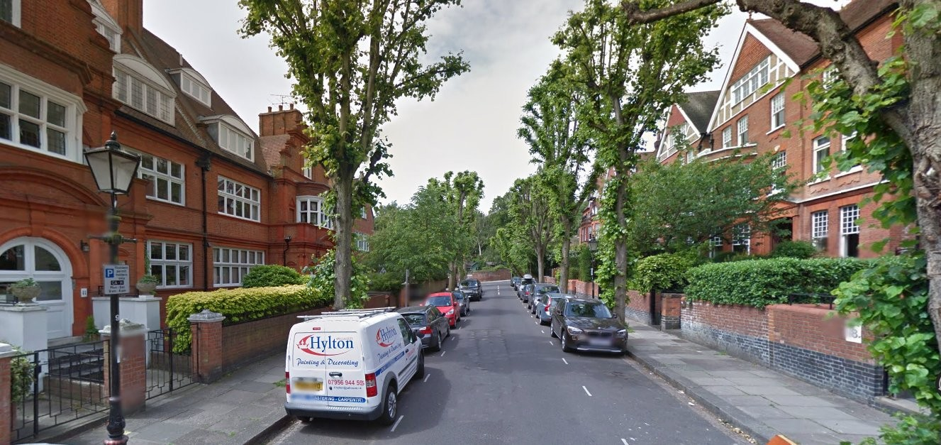 Wedderburn Road, NW3