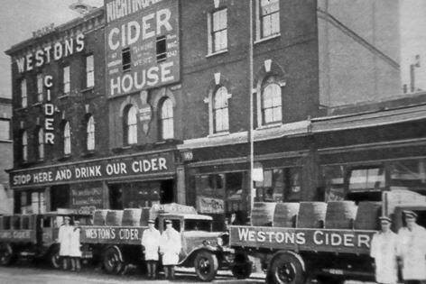 Weston's Cider House