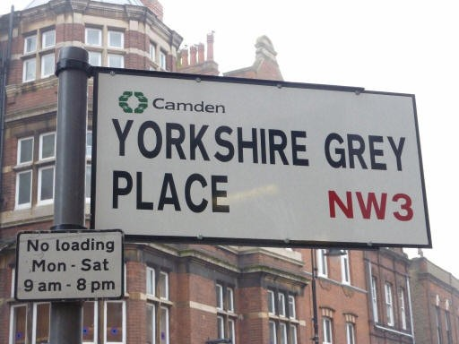 Yorkshire Grey Place, NW3