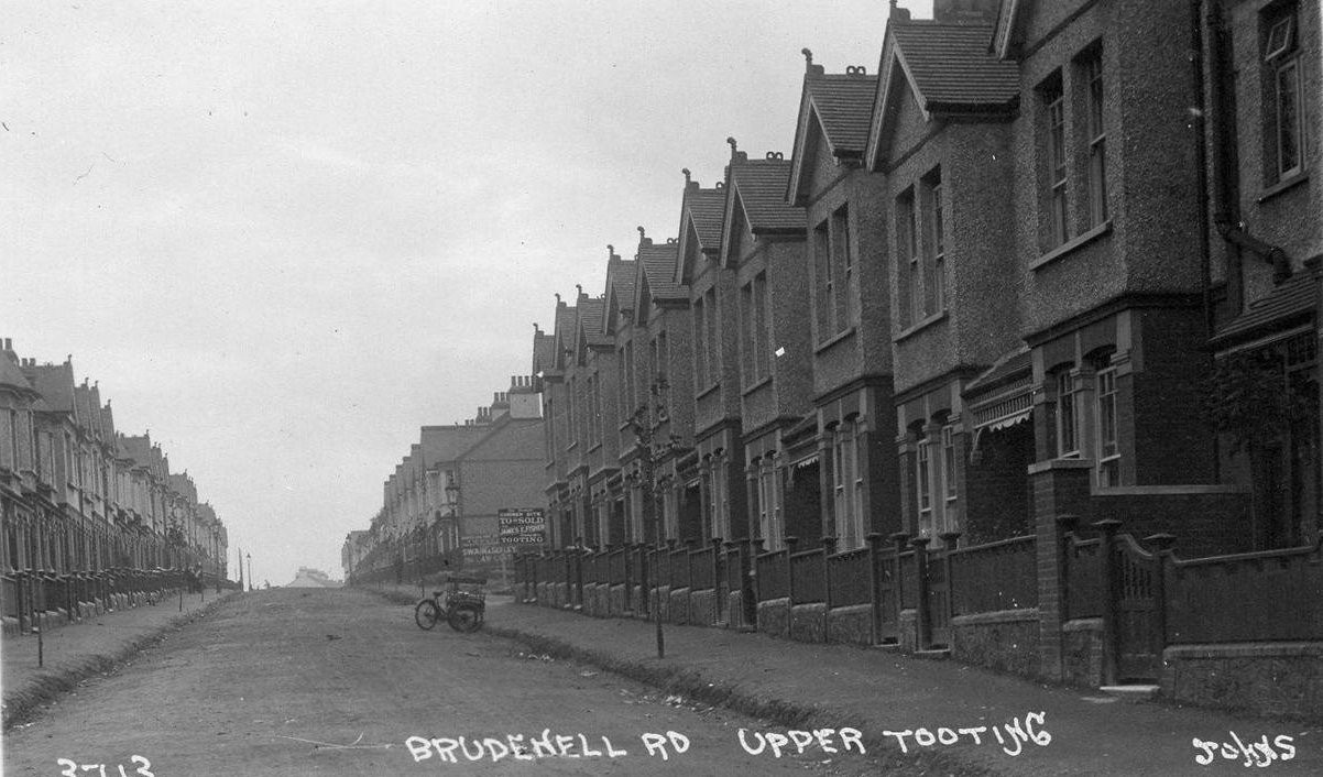 Brudenell Road, SW17