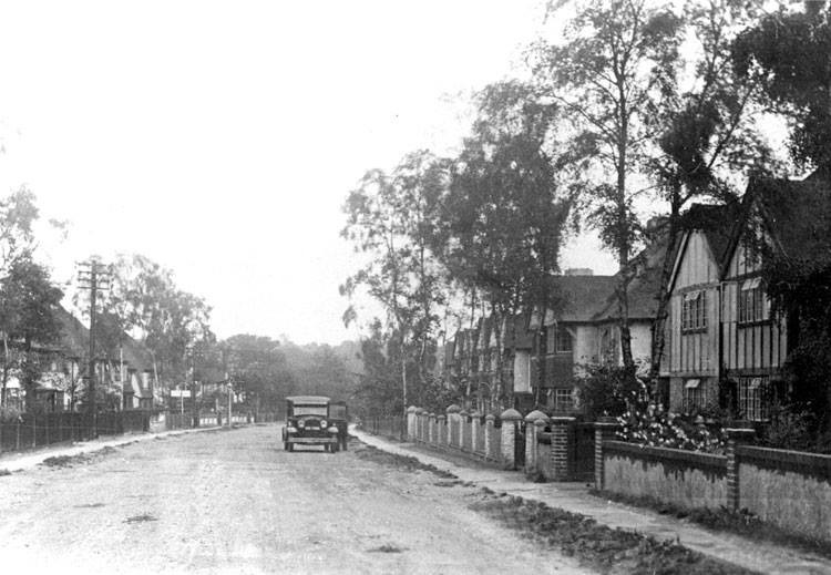 Manor Way, Petts Wood (1938)