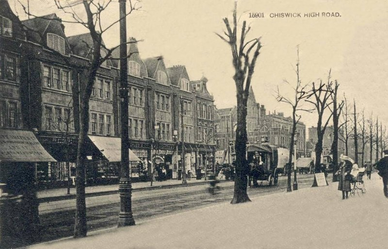 Chiswick High Road, W4