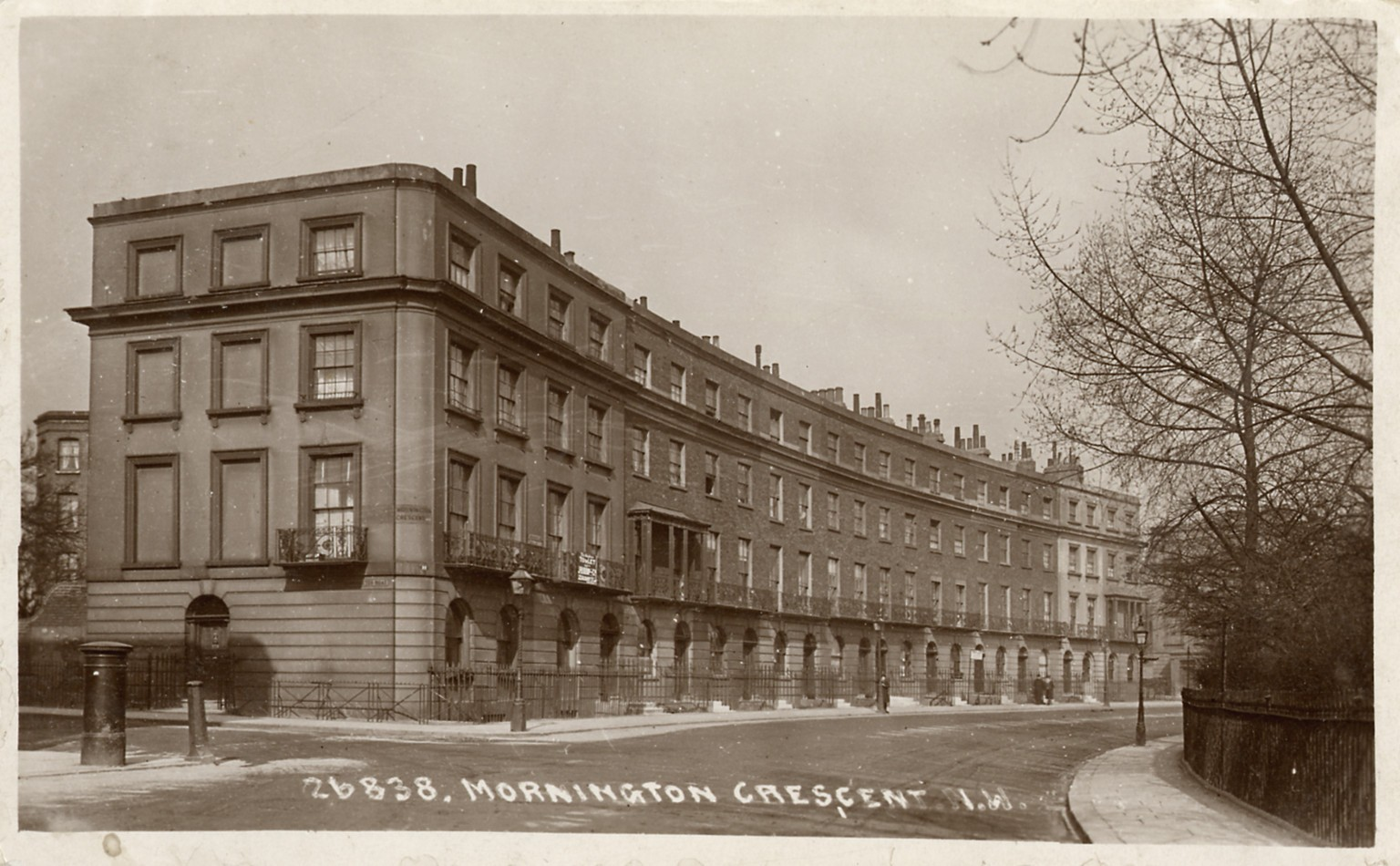 Mornington Cresent, NW1