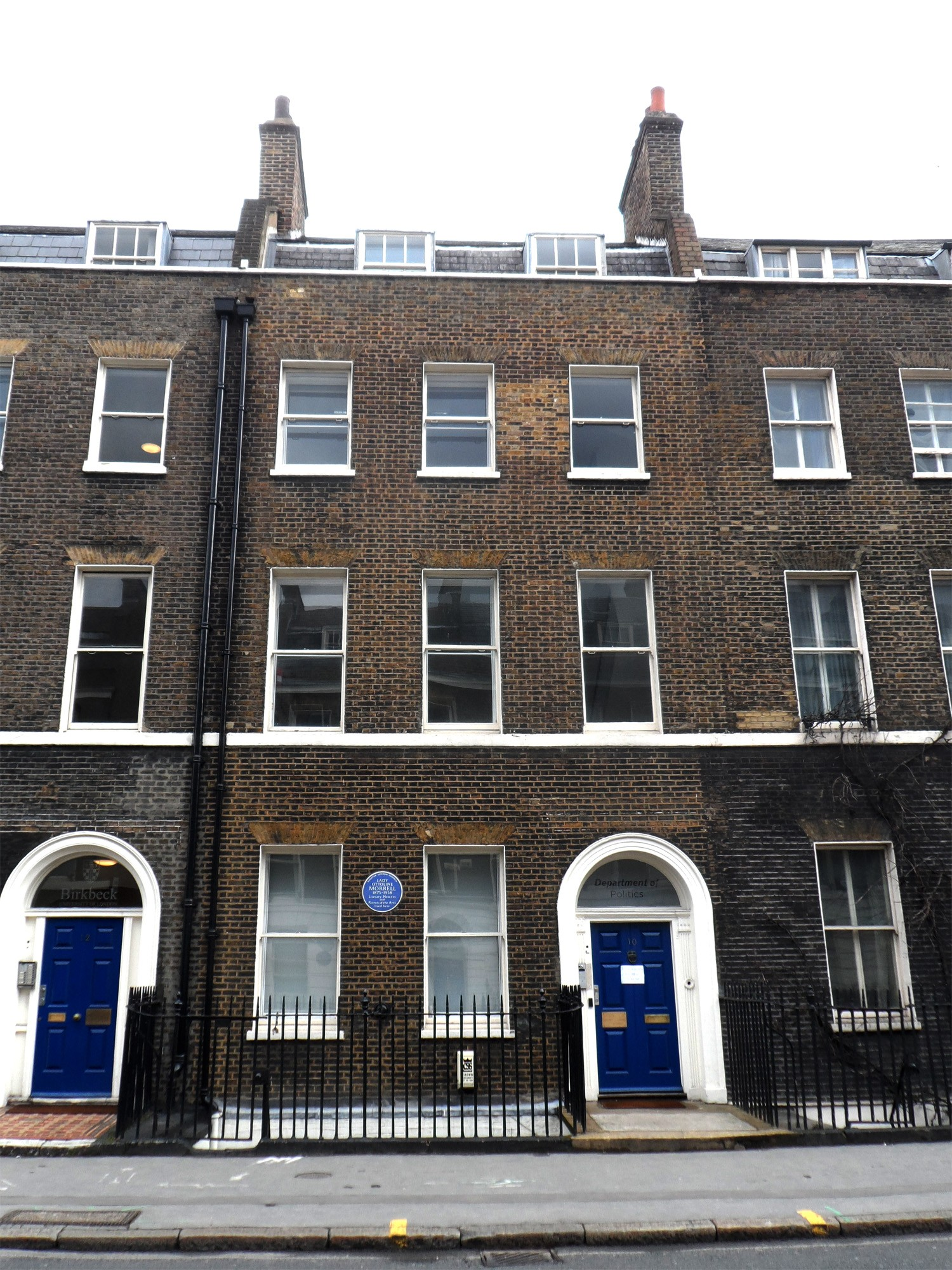 10 Gower Street, Bloomsbury