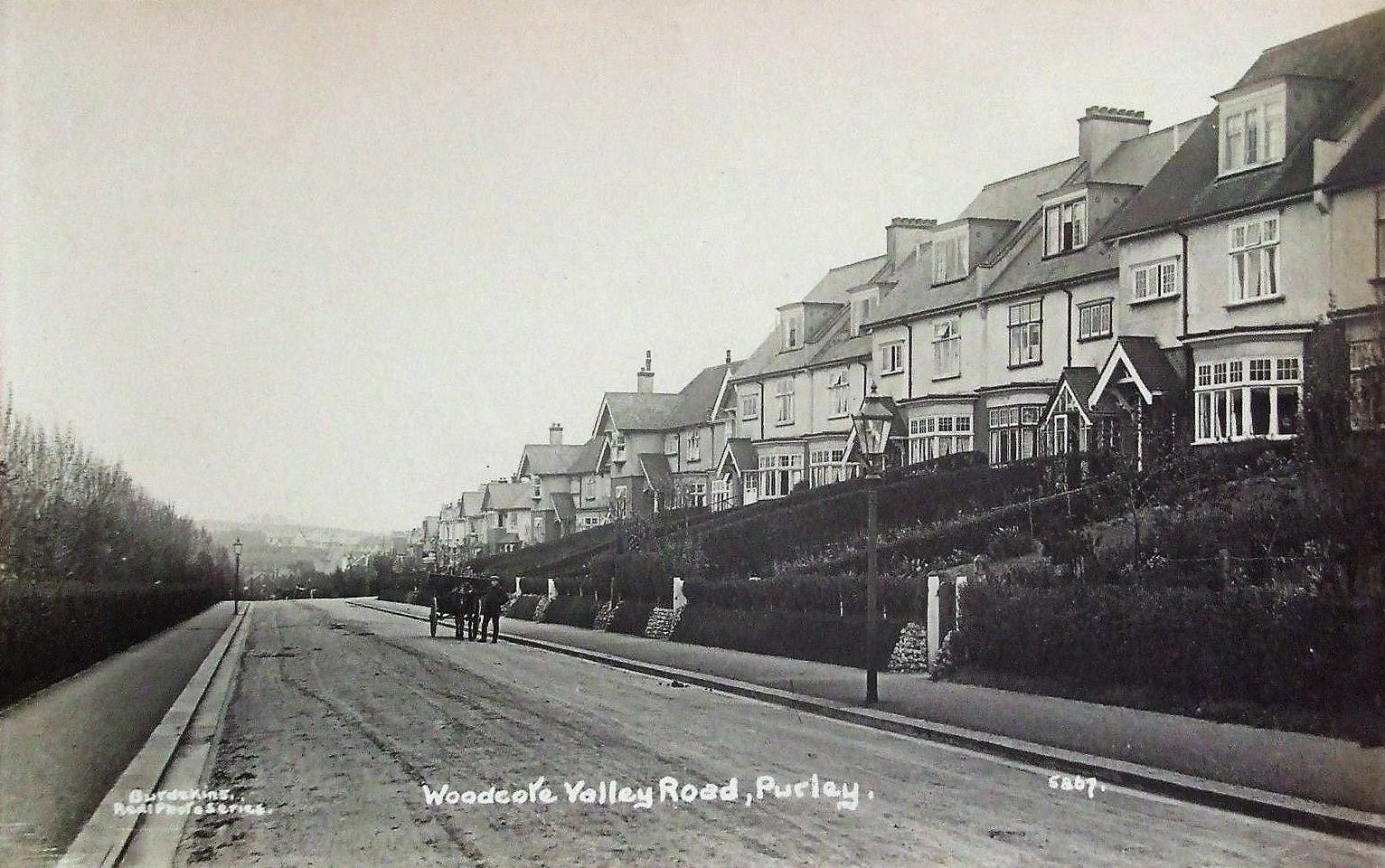 Woodcote Valley Road, CR8
