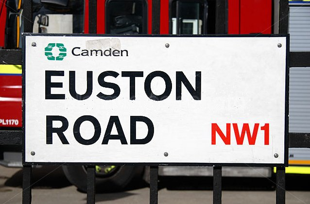Euston Road, NW1
