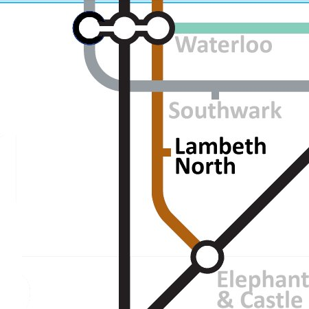Lambeth North