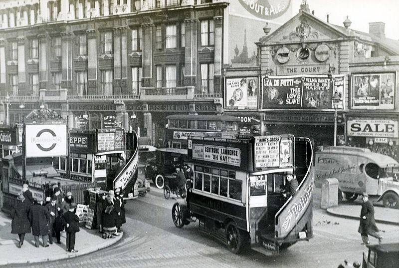 Tottenham Court Road (1927)