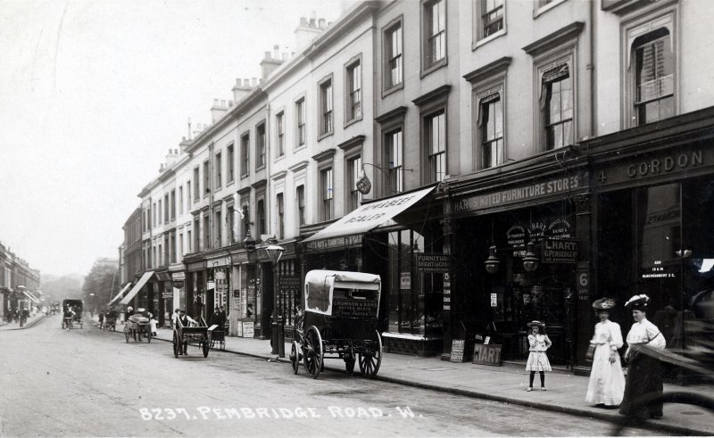 Pembridge Road (1900s)