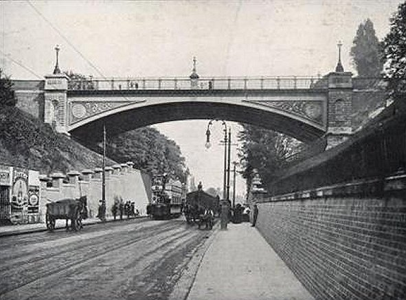 Hornsey Lane Bridge
