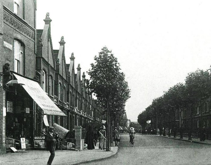 Wandsworth Bridge Road (1913)