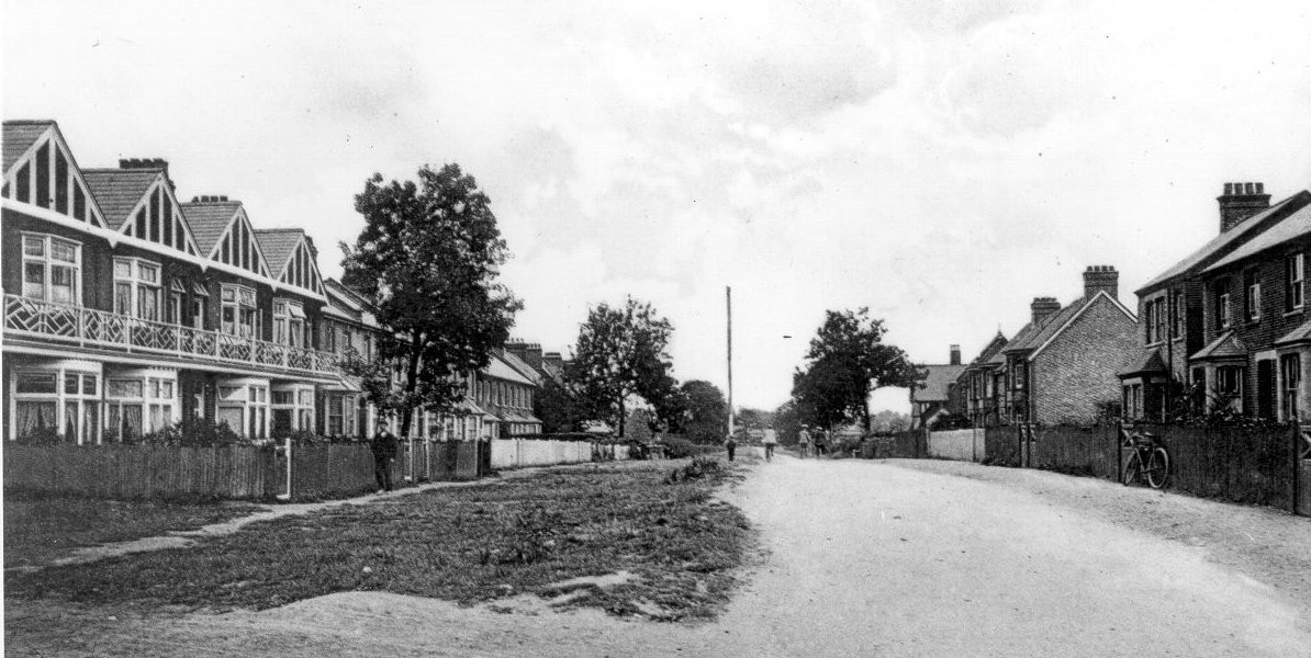 Shenley Road (1930s)