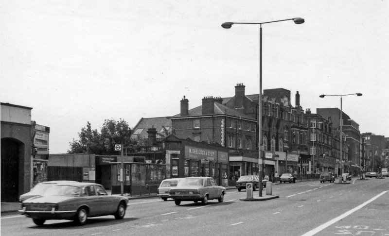 Finchley Road And Frognal