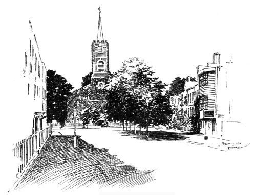 Hampstead Town